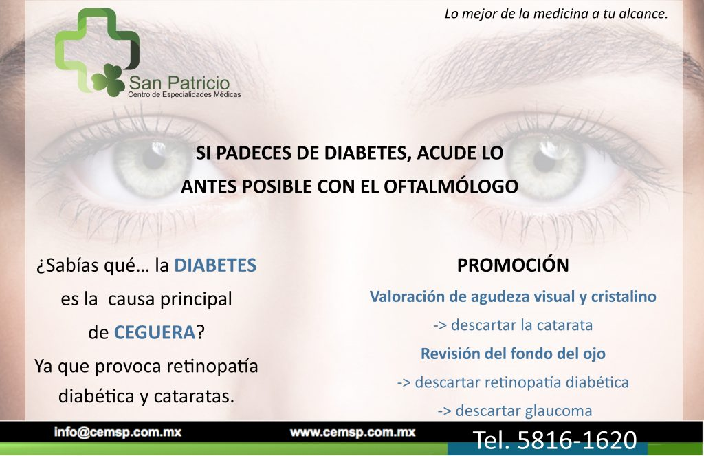Diabetes y ceguera v.2