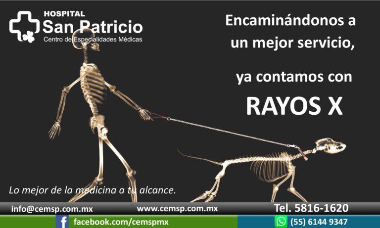 Rayos X3