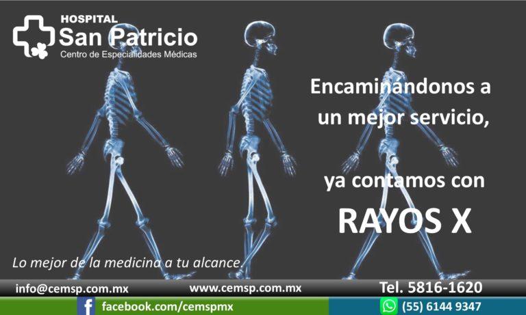 Rayos X4