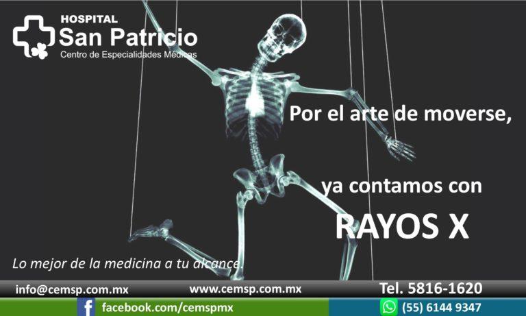 Rayos X5