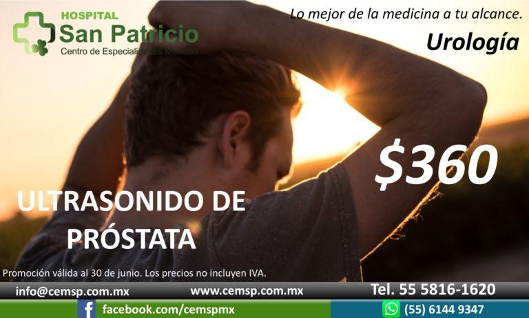 Ultrasonido de prostata horizontal 2 jun20