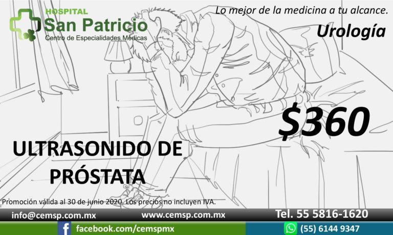 Ultrasonido de prostata horizontal 3 jun20